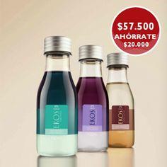 Regalo Natura - Ekos Mini Trifásicos Shampoo, Personal Care, Bottle, Mini, Beauty, Green Technology, Cosmetics, Gift, Personal Hygiene
