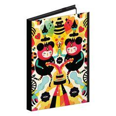Rainbow Love by Muxxi Hardcover Tablet Case #Hardcovertabletcase #tabletcase #ipadcase #powisparker #powisicase #powiscustom #customartwork #customart #customprinted #customipadcase #customizedipadcase #ipadair #ipadmini