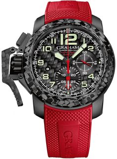 Graham Watch Chronofighter Oversize Superlight Carbon #bezel-fixed #bracelet-strap-rubber #brand-graham #buckle-type-tang-type-buckle #case-material-black-pvd #case-width-47mm #chronograph-yes #date-yes #delivery-timescale-call-us #dial-colour-black #gender-mens #luxury #movement-automatic #official-stockist-for-graham-watches #packaging-graham-watch-packaging #style-sports #subcat-chronofighter-oversize #supplier-model-no-2ccbk-b11a-k95x #warranty-graham-official-2-year-guarantee…
