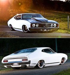 Adam Lebrese's Extreme Custom 1978 Ford Falcon XC Lebrese's XC – Extreme from Muscle Cars Vintage, Custom Muscle Cars, Custom Cars, Vintage Trucks, Australian Muscle Cars, Aussie Muscle Cars, American Muscle Cars, Ford Falcon, Ford Classic Cars