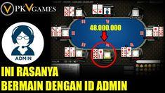 Cara melawan Admin Bandarq PKV Games dengan ID ADMIN !! Poker, The Originals, Games, Youtube, Gaming, Youtubers, Plays, Game, Toys
