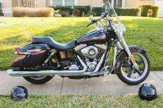 2014 Harley-Davidson DYNA Cruiser , red/black, 2,600 miles for sale in apopka, FL