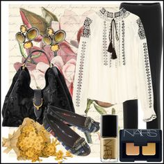 """""""Vanilla & Honey"""" by jacque-reid ❤ liked on Polyvore"""