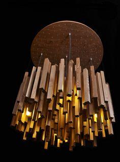 LED wood downlight, LED wooden downlight, LED wood ceiling lamp