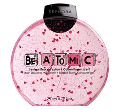 Sephora Be Atomic Bubble Bath & Shower Gel