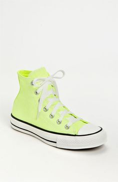 Converse Chuck Taylor® All Star® Washed Neon High Top Sneaker (Women) available at #Nordstrom