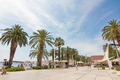 A travel guide detailing how to avoid tourist traps and authentically savor Split, Croatia. Split Croatia, Tourist Trap, Croatia Travel, Travel Guide, Dolores Park, Places, Destinations, Croatia, Travel