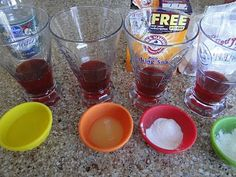 Cranberry science.  Some great activities to explore this little Thanksgiving fruit.  Examine the berries up close and then conduct an experiment to determine if cranberries are an acid or a base.  A really great way to put the scientific method to practice.  Get all the directions at:  http://karmamatopoeia.blogspot.com/2011/12/its-cran-tastic.html