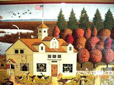 Charles Wysocki Puzzles For Sale - Bing Images