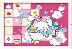 BA 000 – Bathroom Pink Cartoon Rp 123.000,- Canvas size: Ukuran 20 x 30 Packaging size: 21 x 31 x 3.5 cm (setara dengan 1 kg)  ALICE painting kit sudah termasuk - Kanvas pattern lukisan yg dibuat dari high grade cotton dengan tekstur halus. - Cat pigment warna yg ramah lingkungan, tidak beracun dan tidak cepat pudar. - Beberapa kuas nylon. - Kertas manual kode warna  Contact: Email: jjbigstore@yahoo.com Instagram & Twitter: @Silvblue Shop Line: silvblue SMS: 0818 0832 9022 WhatsApp…