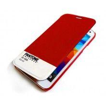Funda Samsung Galaxy S5 Pantone Universe FlipCover Roja $ 377.00