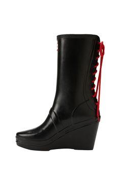 Recommend fetish alina rain boots