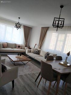 Ev Gezmesi: Şık ve Sıcacık Bir İzmir Evi Living Room Designs, Living Room Decor, Center Table, Sofa Set, Home Accessories, Beautiful Homes, Sweet Home, House Design, Decoration