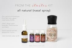 young living nose spray - Google Search
