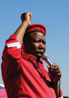"""South Africa's Economic Freedom Fighters party, led by the charismatic political figure Julius Malema, has spawned a sister party in neighbouring Namibia, officials of the new group said yesterday. The Namibia Economic Freedom Fighters (NEFF) would be a """"radical left"""", anti-capitalist and anti-imperialist movement, said businessman-turned-politician Epafras Mukwiilongo."""