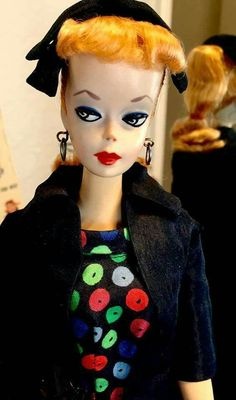 Number 2 Barbie