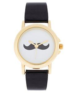 Reloj con bigote | de ASOS