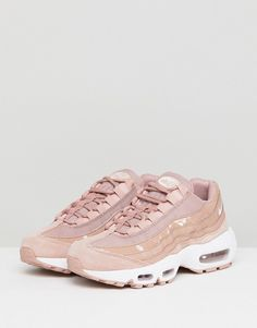 best website c676f ae913 Nike - Air Max 95 - Baskets - Rose