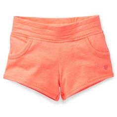 Knit Pull-On Shorts