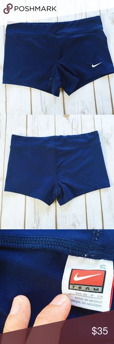Nike Spandex ★ GUC ★ Hardly Worn ★ Measurements available upon request ★ Reasonable Offers Accepted ★ No Trades Nike Shorts