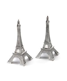 Take a look at this Eiffel Tower Salt & Pepper Shakers by Godinger on #zulily today!