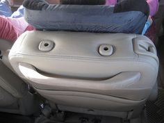 This super cheery car seat. | The 21 Happiest Objects Of AllTime