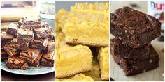 7 sabores de brownies