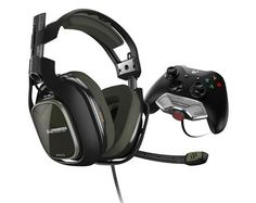 ASTRO A40 TR Headset with M80 Adapter for Xbox One for Xbox One | GameStop