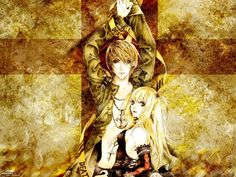 light yagami and misa amane - Google Search
