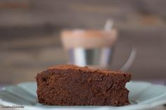 Coentros & Rabanetes: Bolo decadente de chocolate | Decadent chocolate cake