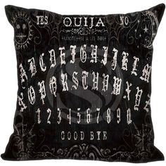 Pillow Case Ouija Bo