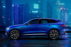 Jaguar F-Pace undisguised