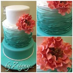 Perfect Color!!! Perfect Cake!!!