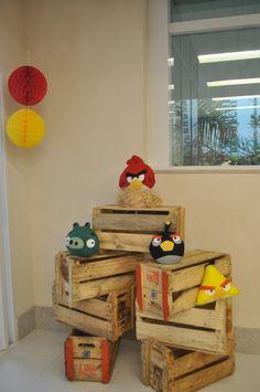 Encontrando Ideias - Angry Birds