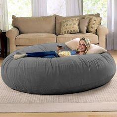 """De nuestros modelos más vendidos """"TOOT"""". Perfecto y cómodo para cualquier espacio. Giant Bean Bag Chair, Bean Bag Bed, Giant Bean Bags, Cool Bean Bags, Bean Chair, Bean Bag Lounger, Toddler Bean Bag Chair, Puf Grande, Sala Grande"""