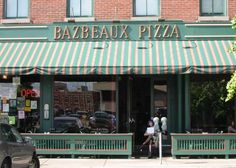 Bazbeaux Pizza in Indianapolis, Indiana!!