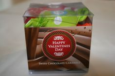 Assorted caramel gift box with your personal brand. The perfect corporate gifting solution. www.anna-lize.co.za