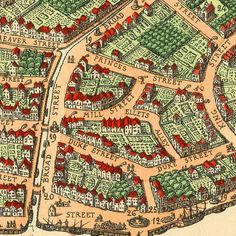 A fine art Gouttelette giclee print of an early century map of New York City as it appeared in 1674 Color Television, New York City Map, New Amsterdam, Lower Manhattan, Old Maps, Vintage Maps, Old And New, Old Photos, Fine Art Paper