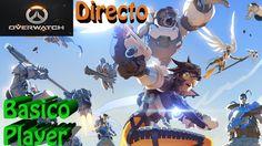 OVERWATCH GAMEPLAY ESPAÑOL | PC XONE PS4 HD | LET'S PLAY OVERWATCH | DIR...