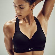 9dd7da9d32 Nike Pro Rival Women s High Support Sports Bra. Nike.com High Support  Sports Bra
