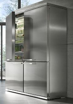 dream 'frigerator - angels sing everytime you open the door.