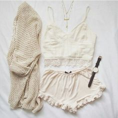 Fashion, Beauty and Style: Simple but cute outfits