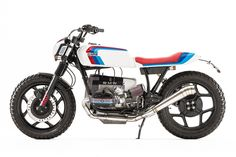 Ellaspede EB288 BMW R80 - the Bike Shed