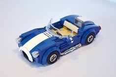 Shelby Cobra LEGO FirestarToys