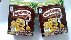 2x25g Nestle KoKo Krunch Breakfast Cereals chocolate  Flavor  Food Kid Fast New #Nestle