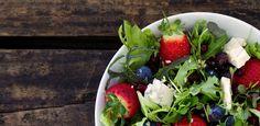 Besonders im Sommer beliebt: lecker-leichter Salat!