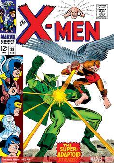 UNCANNY X-MEN (1963) #29