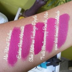 dupes for MAC flat out fabulous
