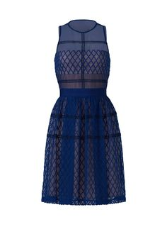 Rent Blue Jordan Dress by Slate & Willow for $40 - $60 only at Rent the Runway.