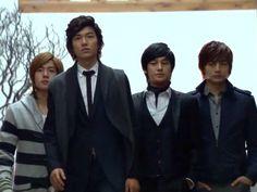 Boys Over Flowers (Boys Before Flowers) Lee Min Ho Boys Over Flowers, Boys Before Flowers, Kim Joon Hyun, Los F4, J Pop Bands, Koo Hye Sun, Best Kdrama, Kim So Eun, Yoo Ah In